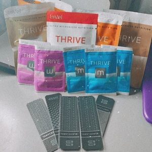 Thrive 5 day Sample Pack w/Black Label DFTs
